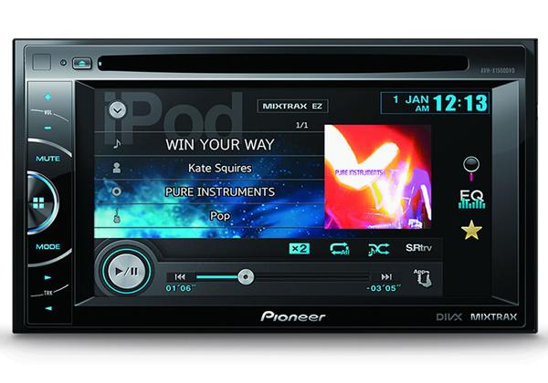 Pioneer AVH-X1500DVD
