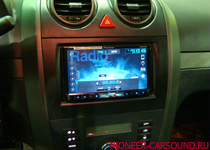 Pioneer AVH-X8500BT в Great Wall Hover