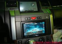 Pioneer AVH-X8500BT в Range Rover Sport